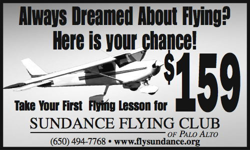 Did you see our Learn to Fly ad?